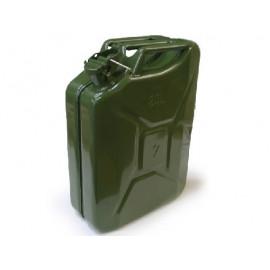 Jerrycan carburant acier 20 litres Jeep