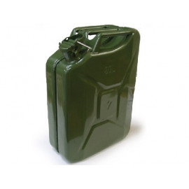 jerrycan carburant acier 20 litres
