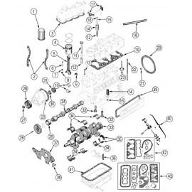 pochette de joint moteur complete M38A1