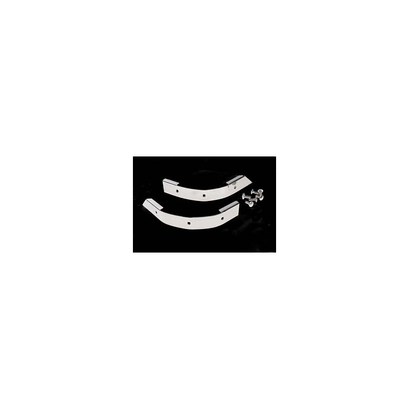 protection angle caisse arriere inox YJ