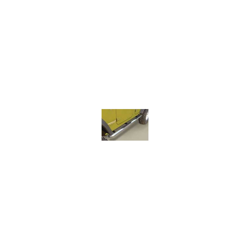 tube protection lateral INOX JK 4 portes