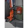 Support de cric HI LIFT pour Jeep Wrangler JK