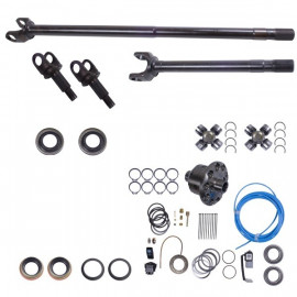 kit arbre roue avant 30 cannelures ALLOY + ARB LOCKER CJ7