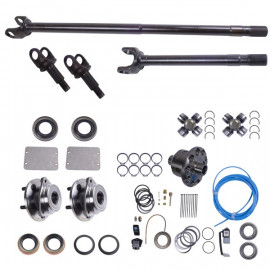 kit arbre roue avant ALLOY & ARB LOCKER dana30 30 splines