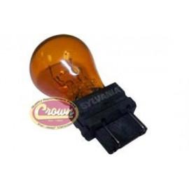 ampoule de feu avant ou arrière orange JEEP