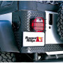 grille de protection de feux arriere (2) noire CJ-YJ-TJ