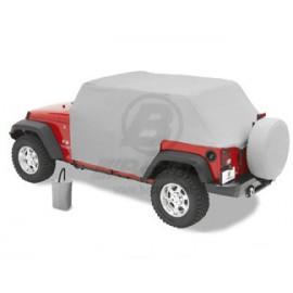 Housse protection / stockage Jeep Wrangler JK 4P