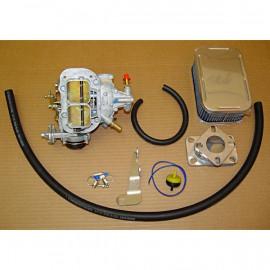 carburateur weber kit conversion du carter simple corps Jeep CJ CJ5 CJ7 1972-1978