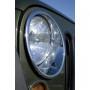 Enjoliveur cerclage phare chromé (x2) Jeep wrangler JK