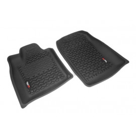 tapis caoutchouc avant JEEP GRAND CHEROKEE WH 2011-2013