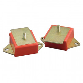 Silent bloc moteur carré polyréthane JEEP CJ CJ5 CJ7
