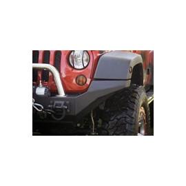 p HEAVY DUTY Embout avant de pare chocs HIGHT CLEARANCE (2) Jeep Wrangler JK