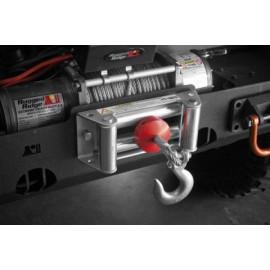 Arrêt câble de treuil Jeep & tout 4x4