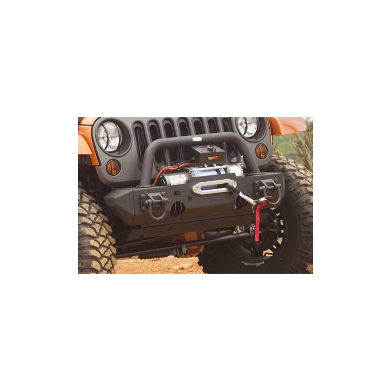 embout pare choc heavy duty courte x2 jeep wrangler jk kulture jeep. Black Bedroom Furniture Sets. Home Design Ideas