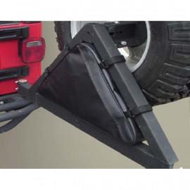 HEAVY DUTY Sac rangement porte roue JEEP Wrangler JK