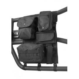 Kit de rangement sur porte tube JEEP Wrangler JK