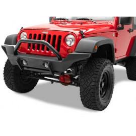 p highrock pare choc avant acier jeep wrangler jk kulture jeep. Black Bedroom Furniture Sets. Home Design Ideas