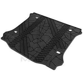 "Tapis de coffre arrière ""trace de pneu"" Jeep WRANGLER JK 2012-16"