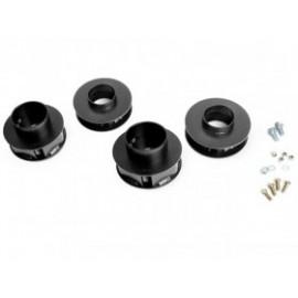 "kit suspension +2"" 50mm cales & sans amortisseurs Jeep Grand Cherokee WJ 1999-04"