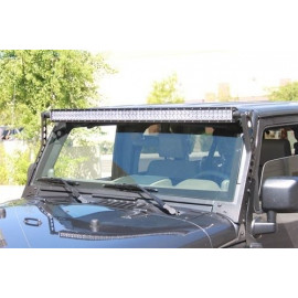 barre support barre led 50 RIGID INDUSTRIES JEEP Wrangler JK""