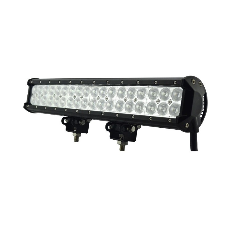 Barre rampe led clairage 17 432mm 108w kulture jeep for Rampe eclairage exterieur led