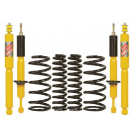 Kit suspension +2 50mm et amortisseurs JEEP Grand-Cherokee WH 2005-10""