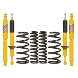 "Kit suspension +2"" 50mm et amortisseurs JEEP Grand-Cherokee WJ 1999-2004"