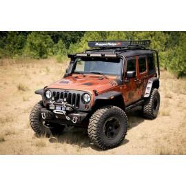 Kit extensions ailes HURRICANE Jeep Wrangler JK