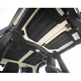Isolation phonique hard top JEEP Wrangler JK 4 portes 2007-2010