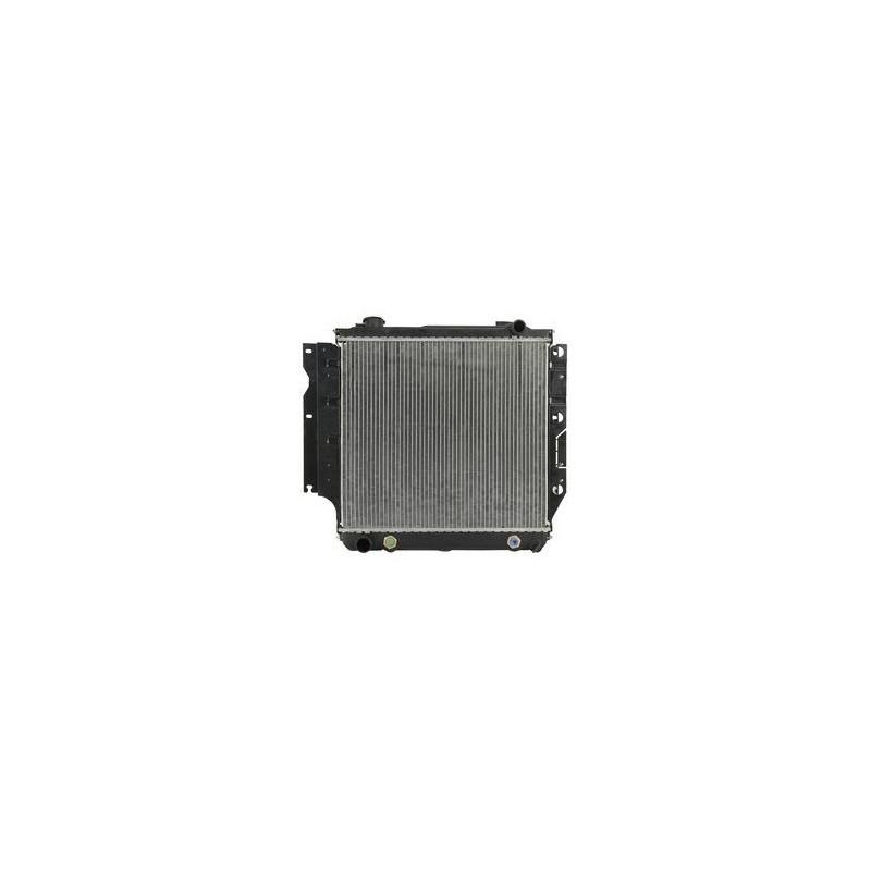 radiateur de refroidissement Jeep Wrangler YJ 1987-96
