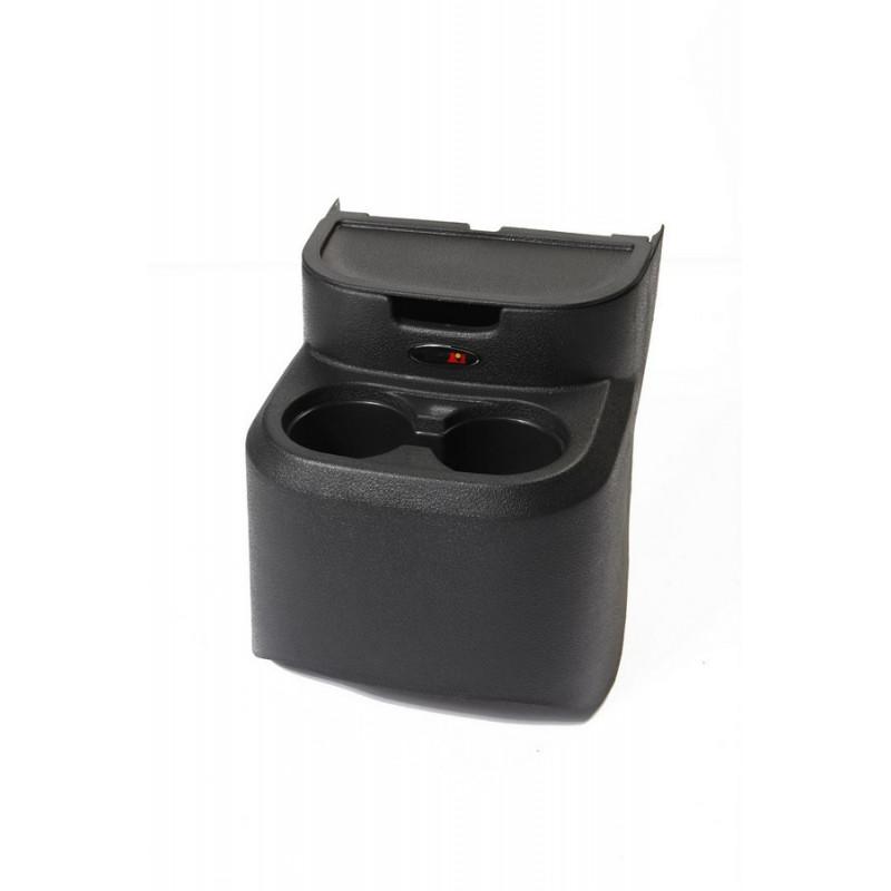 console rangement centrale arri re jeep wrangler jk 2 portes kulture jeep. Black Bedroom Furniture Sets. Home Design Ideas
