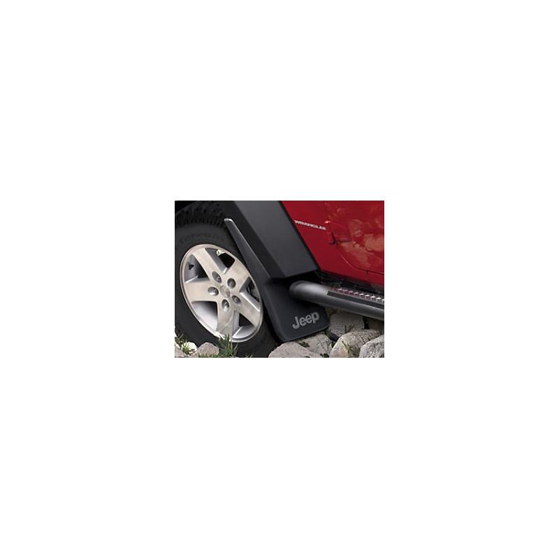 bavette aile avant x2 jeep wrangler jk kulture jeep. Black Bedroom Furniture Sets. Home Design Ideas