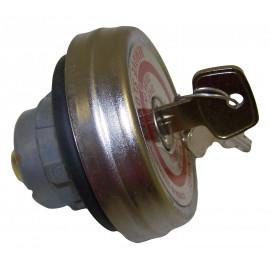 bonchon de reservoir a clef vented JEEP CJ5 & 7 de 1980-1986