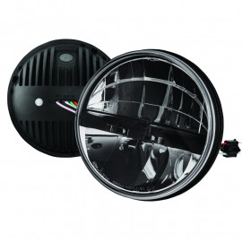 "optique de phare ""TRUCK LITE"" led 7"""