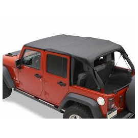 demi porte arri re en abs x2 jeep wrangler jk kulture jeep. Black Bedroom Furniture Sets. Home Design Ideas