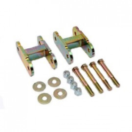 kit jumelle rehausse avant Jeep CJ CJ5 CJ7 1976-86 + 25mm