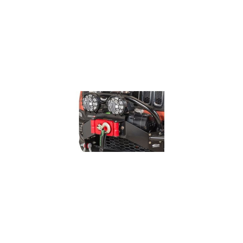 support phare sur guide cable JEEP