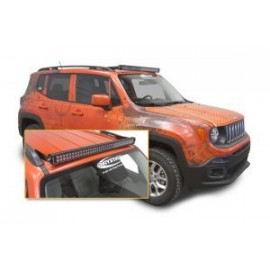 "rampe led 40"" et fixation JEEP RENEGADE"