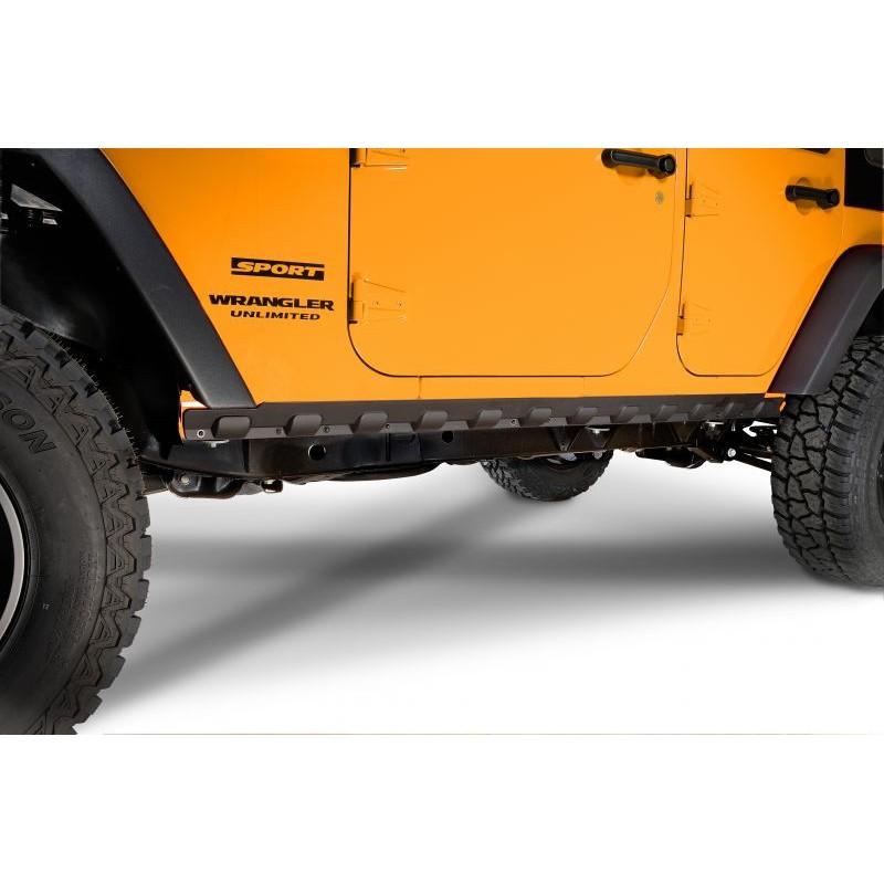 protection bas caisse jeep wrangler jk 4 portes kulture jeep. Black Bedroom Furniture Sets. Home Design Ideas