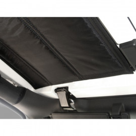 isolation phonique hard top JEEP Wrangler JK 2 portes 2007-2010