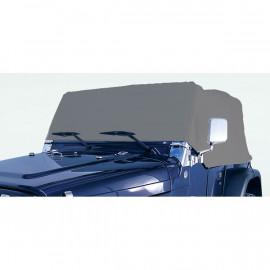 housse protection demi-vehicule JEEP CJ7 & Wrangler YJ TJ