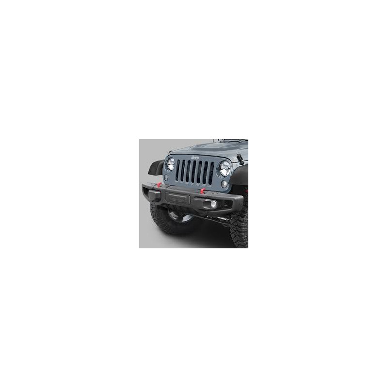 pare choc avant 10th long style JEEP Wrangler JK