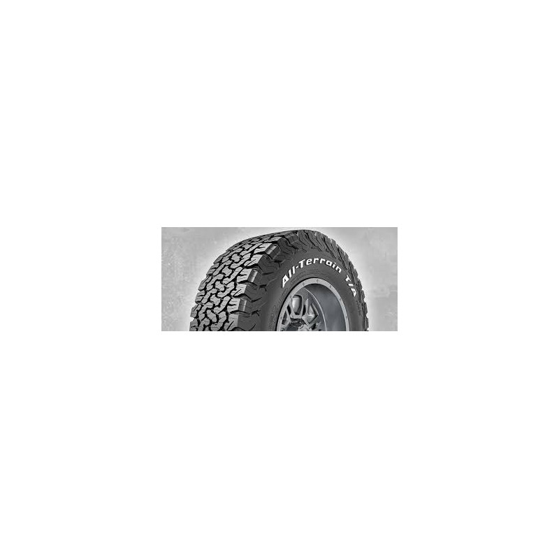 pneu BF Goodrich All Terrain T/A KO2 jeep 285/70/17