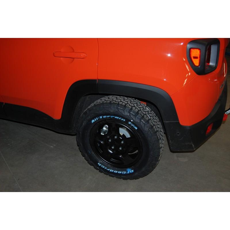jante renegade tole noir jeep origine renegade cherokee 2014 en 16 pouces kulture jeep. Black Bedroom Furniture Sets. Home Design Ideas