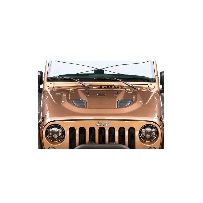 capot wrangler jk 10th anniversaire kulture jeep. Black Bedroom Furniture Sets. Home Design Ideas