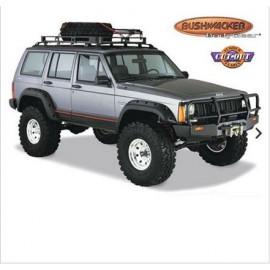 Kit élargisseur BUSHWACKER Jeep Cherokee XJ 4 portes