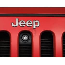 serrure antivol de capot jeep wrangler jk de 2007 à2018