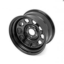 """Jante acier D-WINDOW"""" noire 9x17 Jeep Wrangler JK"""""""