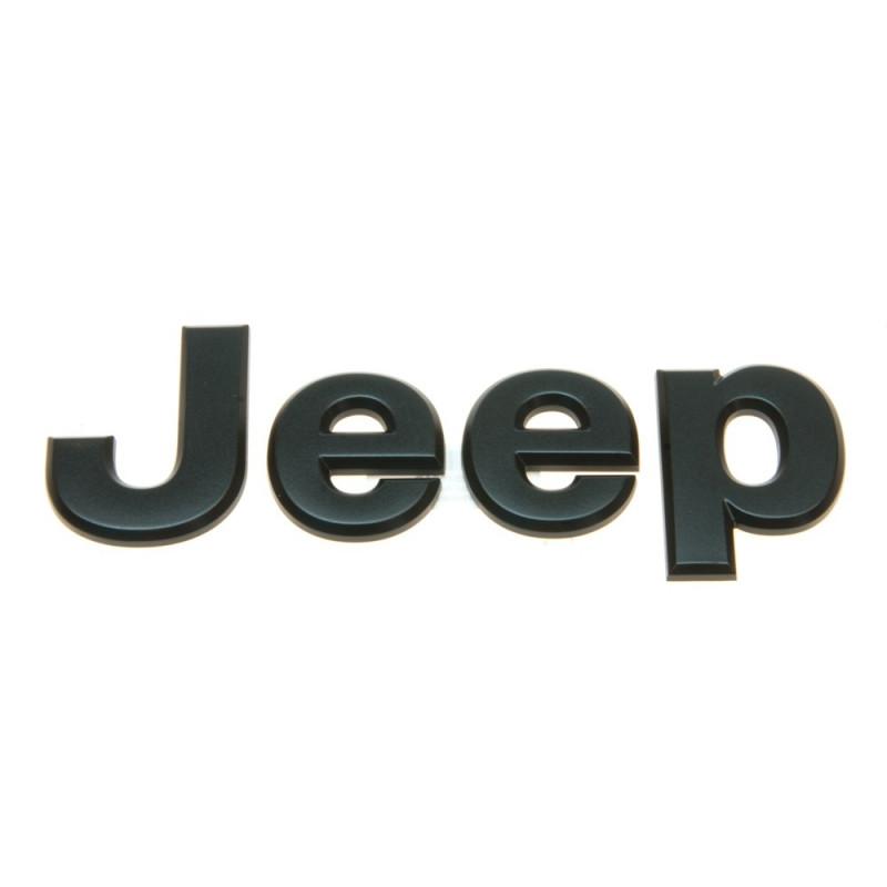 Logo emblème JEEP