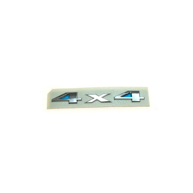 Emblème 4X4